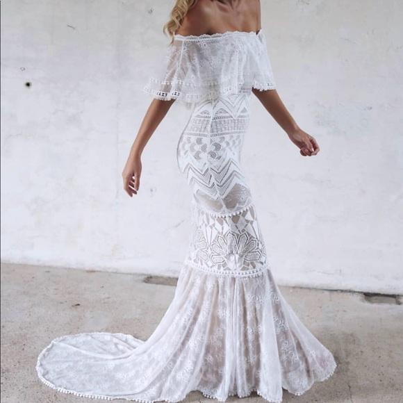 """73a6c8e603 Grace Loves Lace Dresses   Skirts - Grace Loves Lace """"Emanuela"""" Wedding  Dress"""